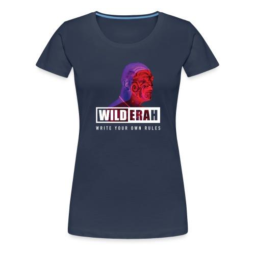 Darl DarkBG png - Women's Premium T-Shirt