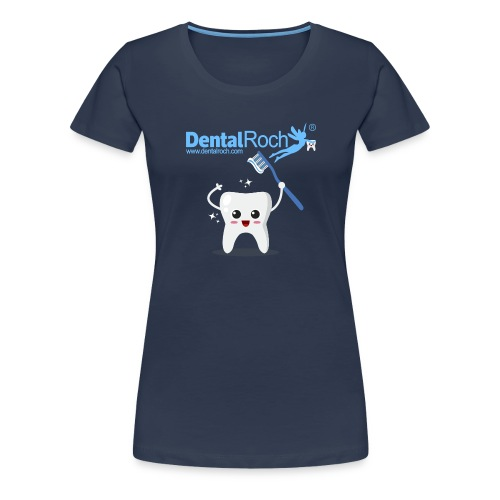 DIENTE DENTALROCH - Camiseta premium mujer