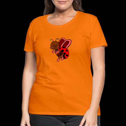marienkaefer bunt - Frauen Premium T-Shirt
