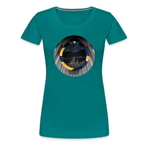 FabFilter Pro-R Circle - Women's Premium T-Shirt