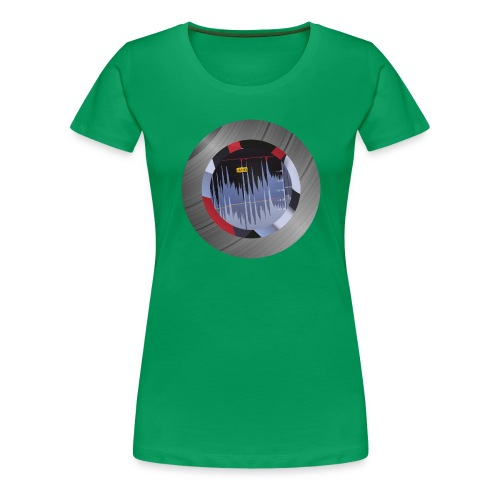 FabFilter Pro L 2 Circle - Women's Premium T-Shirt