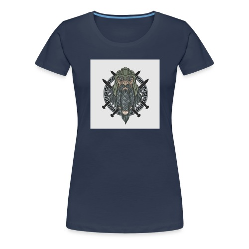 Nork - Camiseta premium mujer