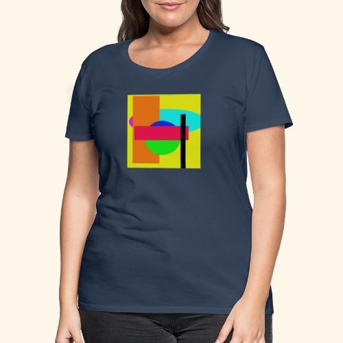 Pop-art71 - Maglietta Premium da donna