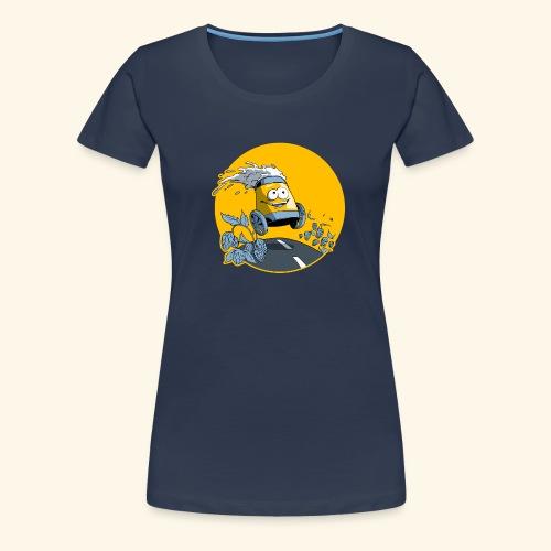 Bière en vadrouille - T-shirt Premium Femme