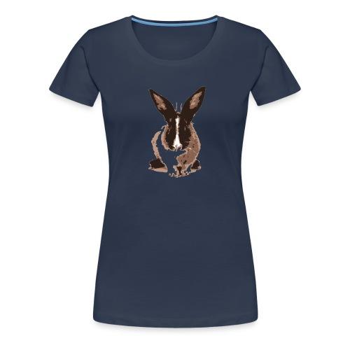 Mon petit lapin - T-shirt Premium Femme