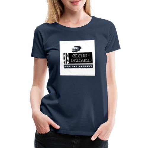 Chofer Rumano - Camiseta premium mujer