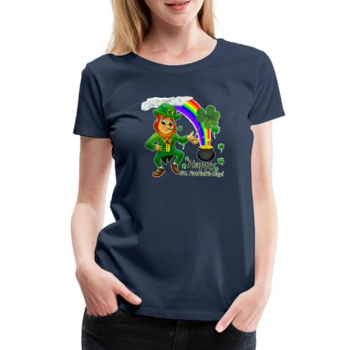St Patrick s Day 2 - Women's Premium T-Shirt