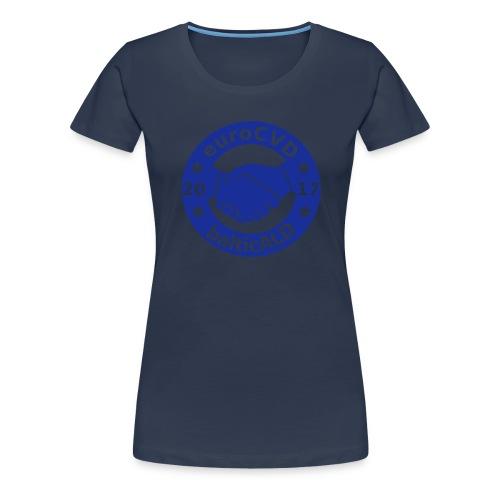 Joint EuroCVD-BalticALD conference womens t-shirt - Women's Premium T-Shirt