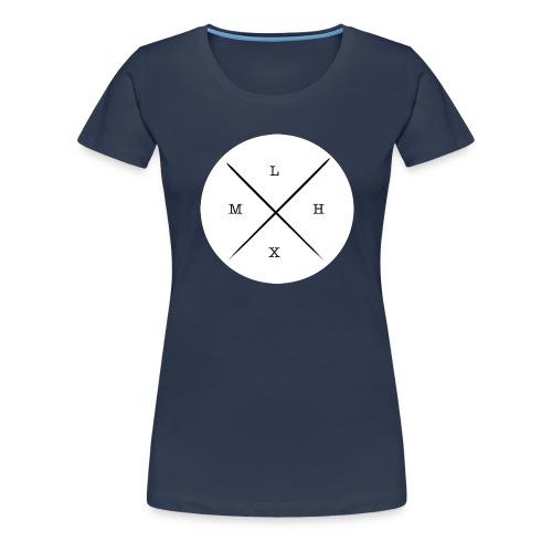 logo_-_copie-page-001 - T-shirt Premium Femme