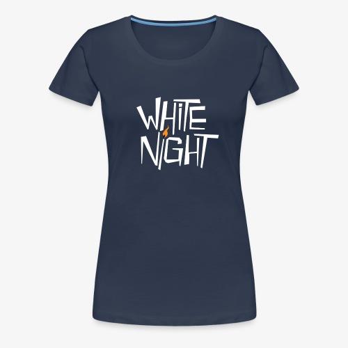 Nuit Blanche - T-shirt Premium Femme