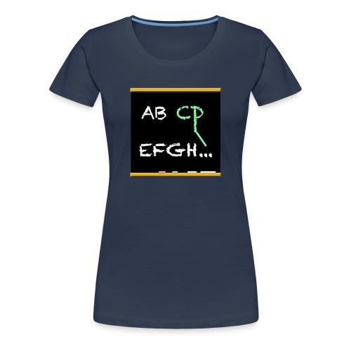 rentrée des classes au CP - T-shirt Premium Femme