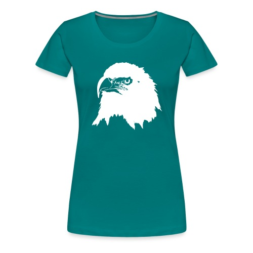Steinadler - Frauen Premium T-Shirt