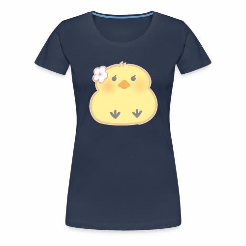 Petit poussin - T-shirt Premium Femme