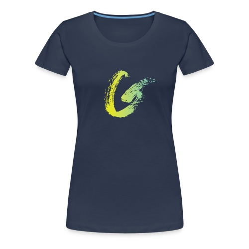 FIN Greco Logo 21 png - Women's Premium T-Shirt