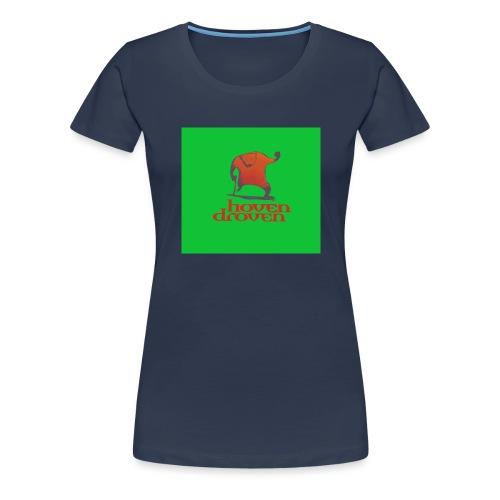 Slentbjenn Knapp - Women's Premium T-Shirt