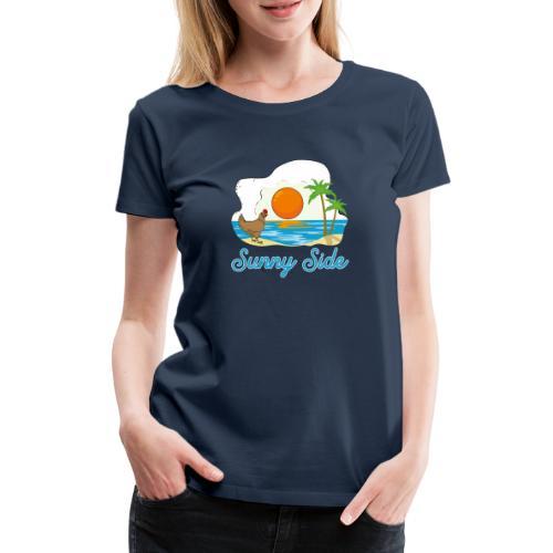 Sunny side - Maglietta Premium da donna