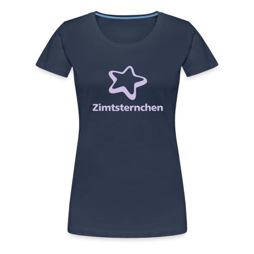 Zimtsternchen - Frauen Premium T-Shirt