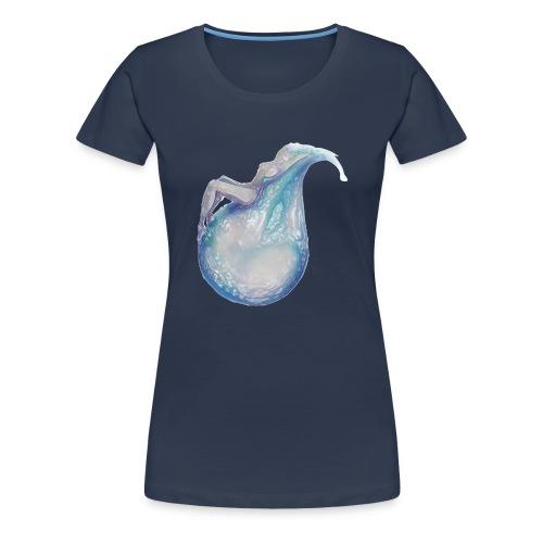 Gocce di Benessere Style .. - Maglietta Premium da donna