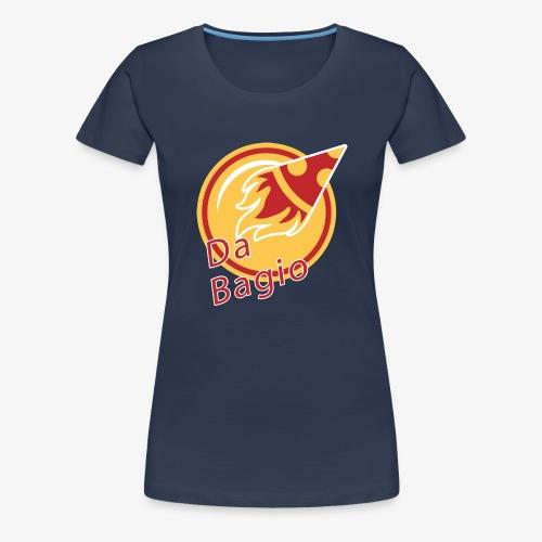 Logo - Sublimationsdruck - Frauen Premium T-Shirt