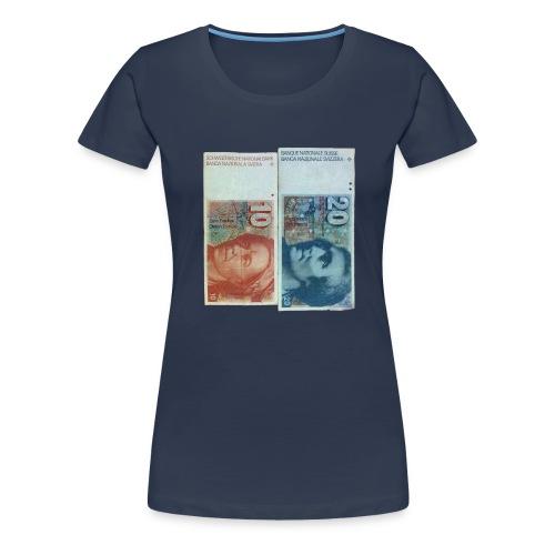Fränkli - Frauen Premium T-Shirt