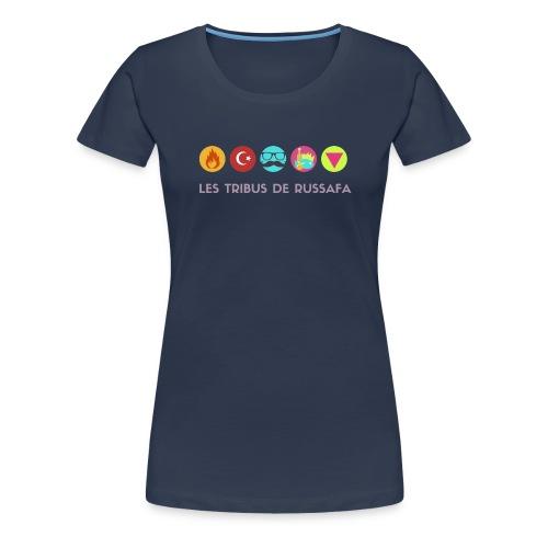 Les Tribus de Russafa - Camiseta premium mujer