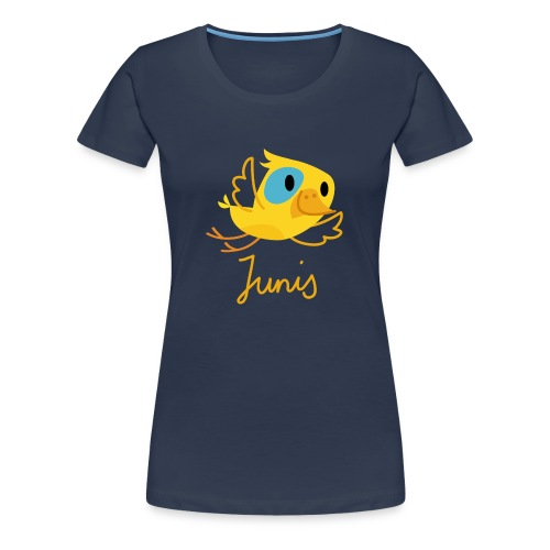 JUNIS-01 - Frauen Premium T-Shirt
