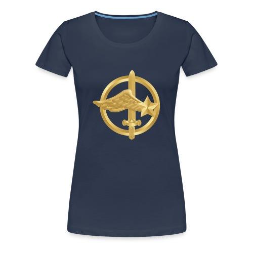 coylogo png - T-shirt Premium Femme