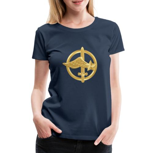 Tasse Fusiliers Commandos de l'Air - T-shirt Premium Femme