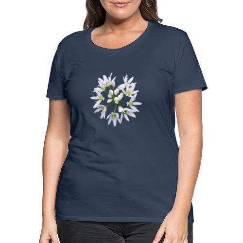 TIAN GREEN Garten - Bärlauch 2020 01 - Frauen Premium T-Shirt