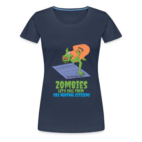 CO2 Neutral - Women's Premium T-Shirt