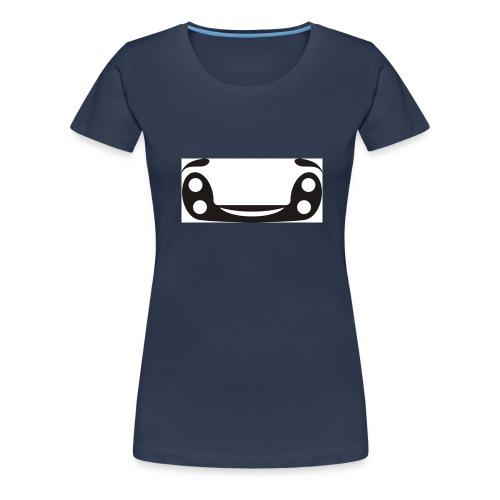 TRn Innocent White Only - Women's Premium T-Shirt