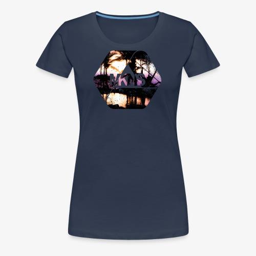 MKNS0008 - Frauen Premium T-Shirt