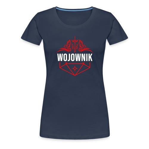 Klasa: wojownik - Koszulka damska Premium