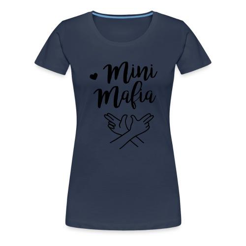 Mini-Mafia Langarmshirt (Teenager) - Frauen Premium T-Shirt