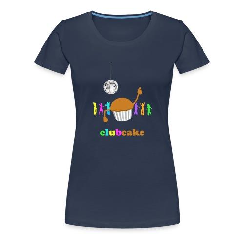 clubcake - Vrouwen Premium T-shirt
