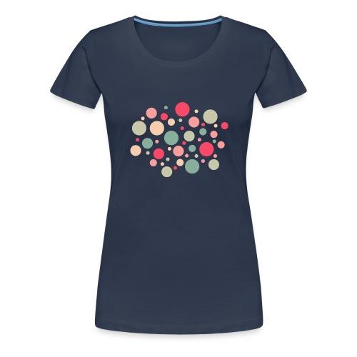 Auf den Punkt gekommen - Frauen Premium T-Shirt