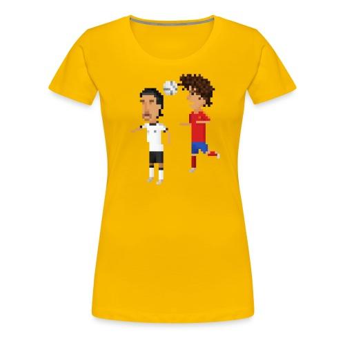 el tiburon - Women's Premium T-Shirt