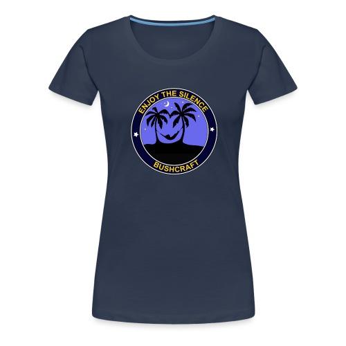 Enjoythesilence - Frauen Premium T-Shirt