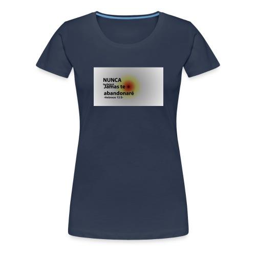 frases para camisetas Abuins - Camiseta premium mujer