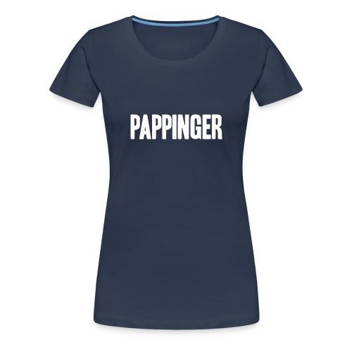 gd pappinger - Frauen Premium T-Shirt