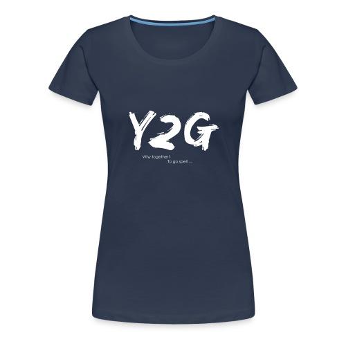 Y2G - T-shirt Premium Femme