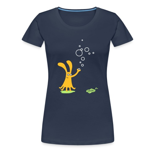 Rüsselgonz - Frauen Premium T-Shirt