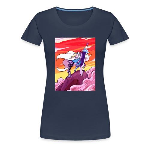 finn futur jpg - T-shirt Premium Femme