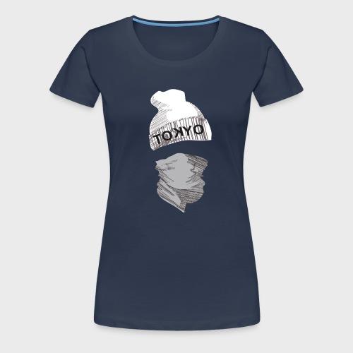 BE TOKYO - BE KOOL - Frauen Premium T-Shirt