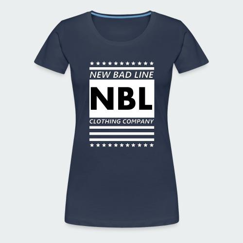 Męska Koszulka Premium New Bad Line - Koszulka damska Premium