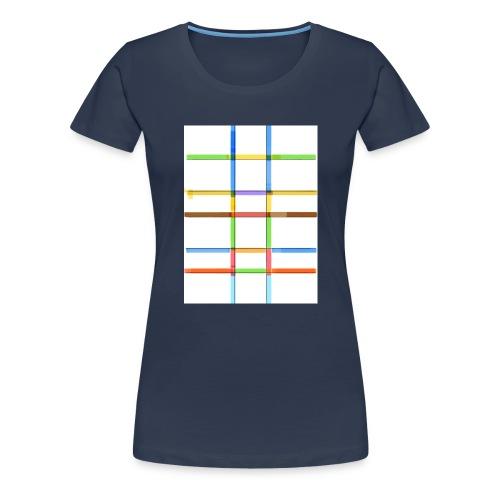 Prankdown2 symbol - Premium-T-shirt dam