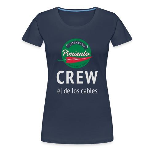 Pimiento Crew Gear - Vrouwen Premium T-shirt