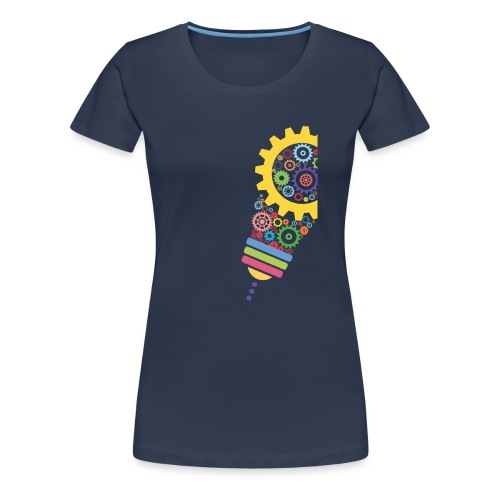 lampe2 - Frauen Premium T-Shirt
