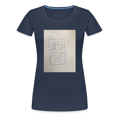 embo - Vrouwen Premium T-shirt
