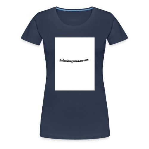 Nofckn - Frauen Premium T-Shirt